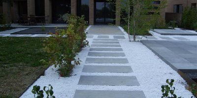 Gallery - Concrete Pathways