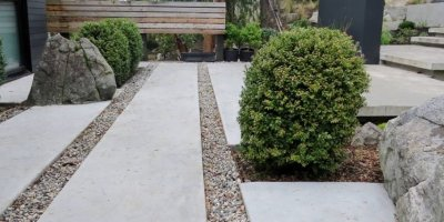 Gallery - Concrete Hard Scaping