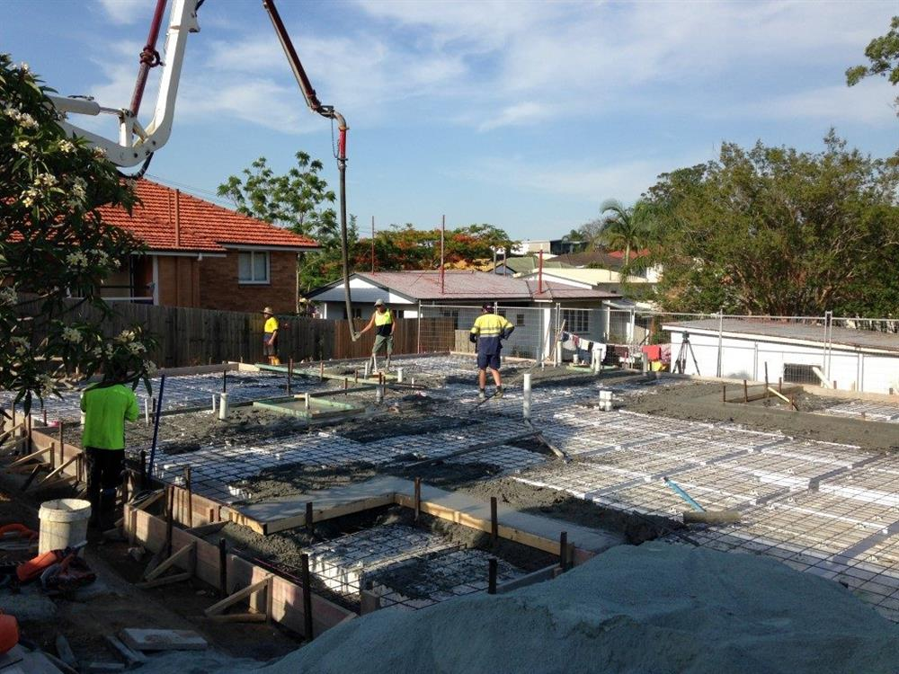 Factory Floor Construction Concreting Brisbane Redlands