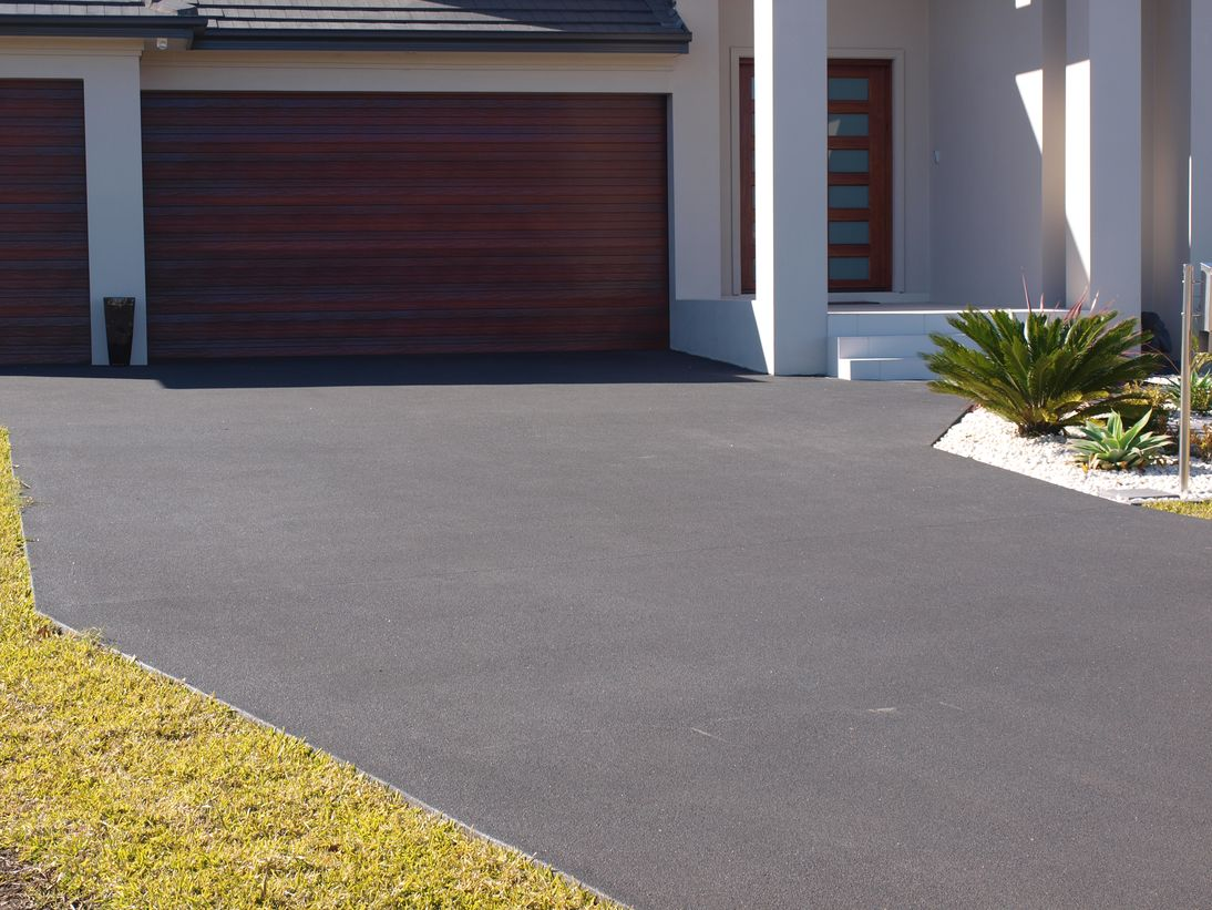 Brisbane Coloured Concrete Finish
