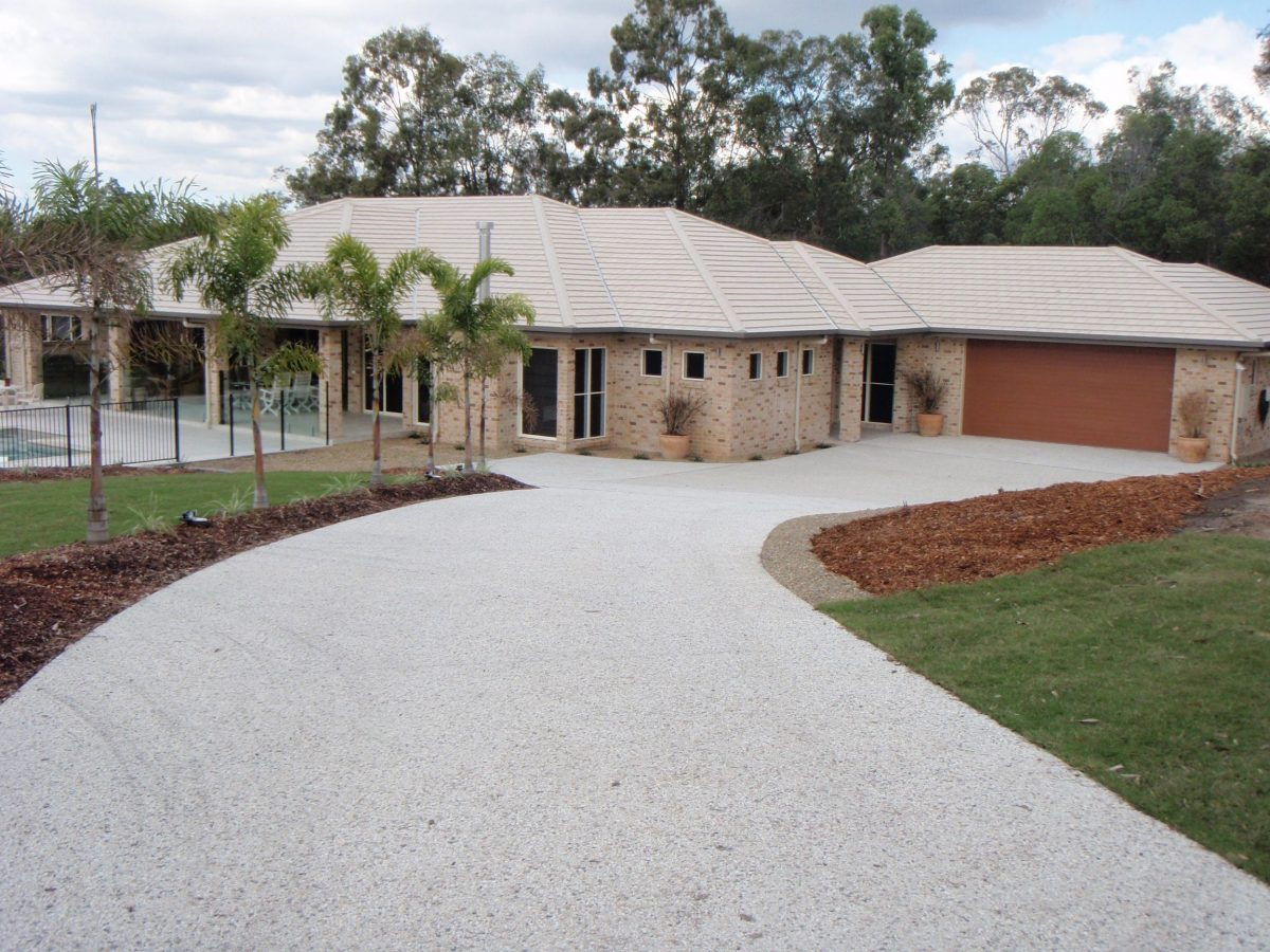 Brisbane Concrete Driveways