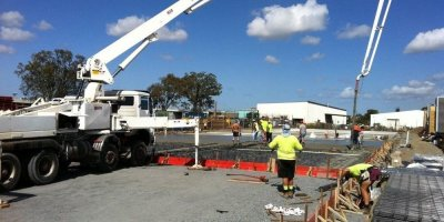 Gallery - Commercial Concreting