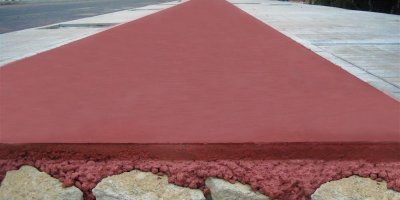 Gallery - Coloured Concrete Finishes
